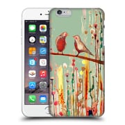 OFFICIAL SYLVIE DEMERS BIRDS In Your Eyes Hard Back Case for Apple iPhone 6 Plus / 6s Plus (9_10_1BAB7)