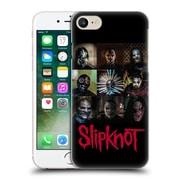 OFFICIAL SLIPKNOT KEY ART Blocks Hard Back Case for Apple iPhone 7 (9_1F9_1BF43)