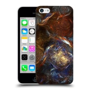 OFFICIAL SVEN FAUTH FRACTALS 3 Autumn Feather Hard Back Case for Apple iPhone 5c (9_E_1DBE0)