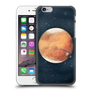 OFFICIAL TRACIE ANDREWS SPACE The Red Planet Hard Back Case for Apple iPhone 6 / 6s (9_F_1A6D8)