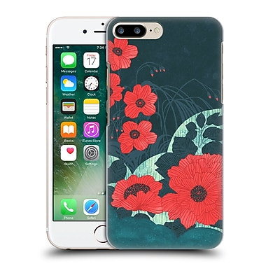 OFFICIAL TRACIE ANDREWS FLORA AND FAUNA 2 Ruby Hard Back Case for Apple iPhone 7 Plus (9_1FA_1D8E6)