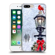 OFFICIAL THE MACNEIL STUDIO WINTER WONDERLAND Stroll In The Rain Hard Back Case for Apple iPhone 7 Plus (9_1FA_1D568)