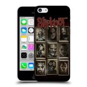 OFFICIAL SLIPKNOT KEY ART Masks Hard Back Case for Apple iPhone 5c (9_E_1BF4A)