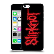 OFFICIAL SLIPKNOT KEY ART Text Hard Back Case for Apple iPhone 5c (9_E_1BF48)