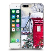 OFFICIAL THE MACNEIL STUDIO WINTER WONDERLAND Postbox Hard Back Case for Apple iPhone 7 Plus (9_1FA_1D560)