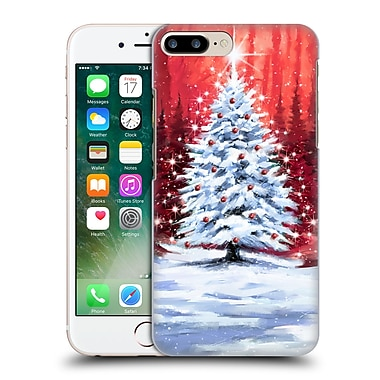 OFFICIAL THE MACNEIL STUDIO WINTER WONDERLAND Forest Tree Hard Back Case for Apple iPhone 7 Plus (9_1FA_1D55F)