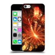 OFFICIAL SVEN FAUTH FRACTALS 3 Fireworks Hard Back Case for Apple iPhone 5c (9_E_1DBE8)