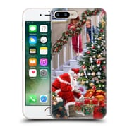 OFFICIAL THE MACNEIL STUDIO SANTA CLAUS Watching Hard Back Case for Apple iPhone 7 Plus (9_1FA_1D55C)
