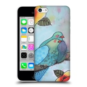 OFFICIAL SYLVIE DEMERS BIRDS Little Bit Longer Hard Back Case for Apple iPhone 5c (9_E_1BABE)
