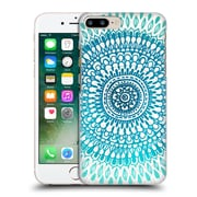 OFFICIAL TANGERINE-TANE TEXTURE & PATTERNS Radiate In Teal & Emerald Hard Back Case for Apple iPhone 7 Plus (9_1FA_1E0A8)