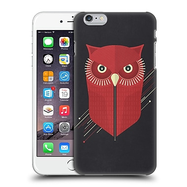 OFFICIAL TRACIE ANDREWS LANDSCAPE AND ANIMALS 2 Owl Hard Back Case for Apple iPhone 6 Plus / 6s Plus (9_10_1D8E9)