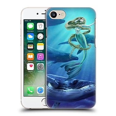 OFFICIAL SELINA FENECH MERMAIDS Ocean Song Hard Back Case for Apple iPhone 7 (9_1F9_1A20D)