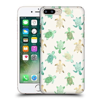 OFFICIAL TANGERINE-TANE TEXTURE & PATTERNS Turtles Hard Back Case for Apple iPhone 7 Plus (9_1FA_1E0AC)