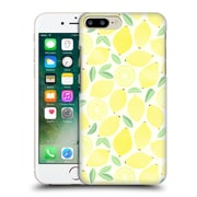 OFFICIAL TANGERINE-TANE TEXTURE & PATTERNS Summer Lemons Hard Back Case for Apple iPhone 7 Plus (9_1FA_1E0AA)