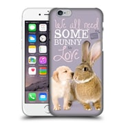 OFFICIAL STUDIO PETS QUOTES Some Bunny Hard Back Case for Apple iPhone 6 / 6s (9_F_1DF6F)