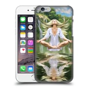 OFFICIAL SHANNON MAER ILLUSTRATIONS Meditation Hard Back Case for Apple iPhone 6 / 6s (9_F_1A56B)