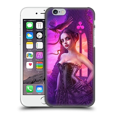 OFFICIAL SHANNON MAER FANTASY PIN UPS Raven Hard Back Case for Apple iPhone 6 / 6s (9_F_1A57B)