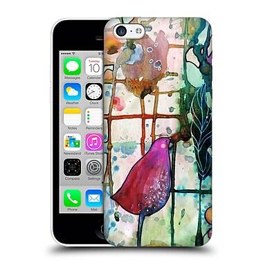 OFFICIAL SYLVIE DEMERS BIRDS 2 Se Laisser Guider Hard Back Case for Apple iPhone 5c (9_E_1BAC4)