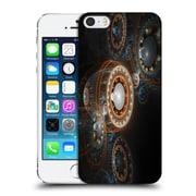 OFFICIAL SVEN FAUTH FRACTALS 2 Fair Hard Back Case for Apple iPhone 5 / 5s / SE (9_D_1D9F7)