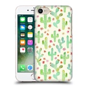 OFFICIAL TANGERINE-TANE TEXTURE & PATTERNS Watercolor Cacti Hard Back Case for Apple iPhone 7 (9_1F9_1E0AD)