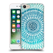OFFICIAL TANGERINE-TANE TEXTURE & PATTERNS Radiate In Teal & Emerald Hard Back Case for Apple iPhone 7 (9_1F9_1E0A8)