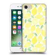 OFFICIAL TANGERINE-TANE TEXTURE & PATTERNS Summer Lemons Hard Back Case for Apple iPhone 7 (9_1F9_1E0AA)
