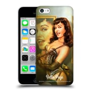 OFFICIAL SHANNON MAER BETTIE PAGE Gallery Hard Back Case for Apple iPhone 5c (9_E_1C919)