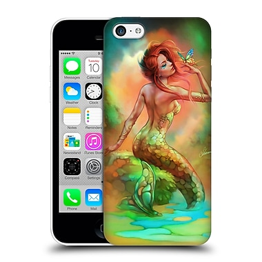 OFFICIAL SHANNON MAER FANTASY ART Mermaids Wish Hard Back Case for Apple iPhone 5c (9_E_1A561)