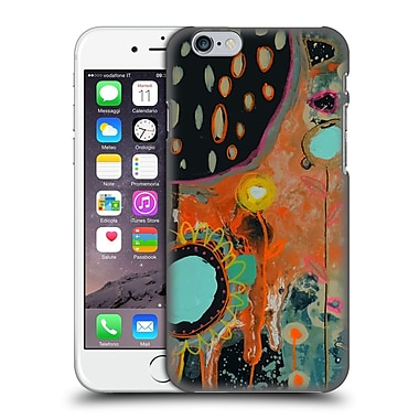 OFFICIAL SYLVIE DEMERS FLOWERS Dans La Foret Hard Back Case for Apple iPhone 6 / 6s (9_F_1BACE)