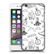 OFFICIAL TRACIE ANDREWS PATTERNS Wanderlust Hard Back Case for Apple iPhone 6 / 6s (9_F_1A6D1)