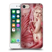 OFFICIAL SELINA FENECH MERMAIDS Sea of Roses Hard Back Case for Apple iPhone 7 (9_1F9_1A20F)