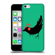 OFFICIAL TOBE FONSECA MUSIC 2 Listening To My Song Hard Back Case for Apple iPhone 5c (9_E_1B531)