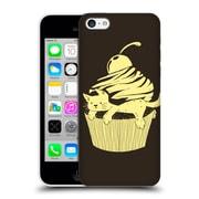 OFFICIAL TOBE FONSECA ANIMALS 2 Cupcat Cutecake Hard Back Case for Apple iPhone 5c (9_E_1B521)