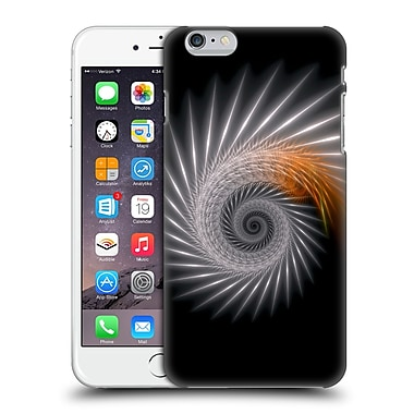 OFFICIAL SVEN FAUTH HELIX Silver Spiral Hard Back Case for Apple iPhone 6 Plus / 6s Plus (9_10_1C911)
