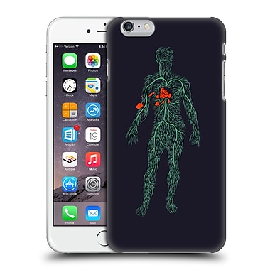 OFFICIAL TOBE FONSECA ANATOMY Autumn Heart Hard Back Case for Apple iPhone 6 Plus / 6s Plus (9_10_1AA0B)