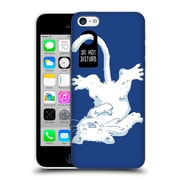 OFFICIAL TOBE FONSECA ANIMALS Do Not Disturb Hard Back Case for Apple iPhone 5c (9_E_1AA11)
