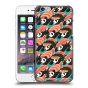 OFFICIAL TOBE FONSECA PATTERNS Sushi Panda Hard Back Case for Apple iPhone 6 / 6s (9_F_1AA1C)