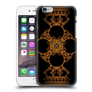 OFFICIAL SVEN FAUTH MAORI Gold Cross Hard Back Case for Apple iPhone 6 / 6s (9_F_1DBFA)