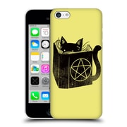 OFFICIAL TOBE FONSECA ANIMALS 2 Cat Hard Back Case for Apple iPhone 5c (9_E_1B525)