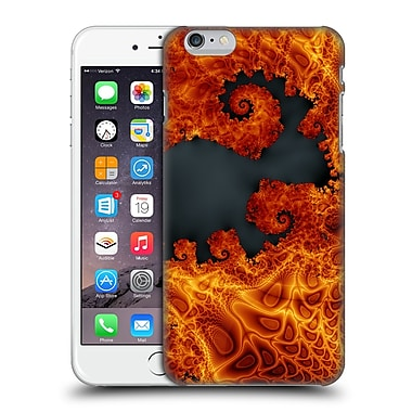 OFFICIAL SVEN FAUTH ABSTRACT Mammoth Hard Back Case for Apple iPhone 6 Plus / 6s Plus (9_10_1C8FF)