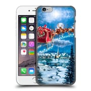 OFFICIAL THE MACNEIL STUDIO SANTA CLAUS Sleigh Team Hard Back Case for Apple iPhone 6 / 6s (9_F_1D55B)