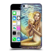OFFICIAL SELINA FENECH MERMAIDS Holding Magic Hard Back Case for Apple iPhone 5c (9_E_1A207)