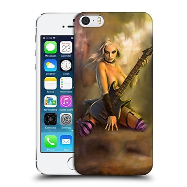 OFFICIAL SHANNON MAER FANTASY PIN UPS Starlight Hard Back Case for Apple iPhone 5 / 5s / SE (9_D_1A57C)