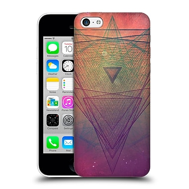 OFFICIAL SPIRES SPIROGRAPHS Pyramid Scrawl Hard Back Case for Apple iPhone 5c (9_E_1D997)