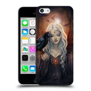 OFFICIAL SELINA FENECH GOTHIC Ravenkin Hard Back Case for Apple iPhone 5c (9_E_1A203)