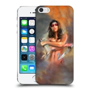 OFFICIAL SHANNON MAER FANTASY ART 2 Wild Flower Hard Back Case for Apple iPhone 5 / 5s / SE (9_D_1A576)
