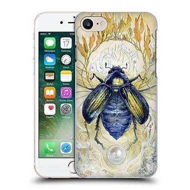 OFFICIAL STEPHANIE LAW IMMORTAL EPHEMERA Scarab Hard Back Case for Apple iPhone 7 (9_1F9_1A6F1)