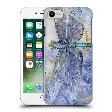 OFFICIAL STEPHANIE LAW IMMORTAL EPHEMERA Dragonfly Hard Back Case for Apple iPhone 7 (9_1F9_1A6EE)