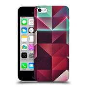 OFFICIAL SPIRES SHAPES Up Tri Glow Hard Back Case for Apple iPhone 5c (9_E_1D984)