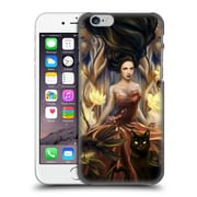 OFFICIAL SELINA FENECH FANTASY Queens of Wands Hard Back Case for Apple iPhone 6 / 6s (9_F_1A1FB)